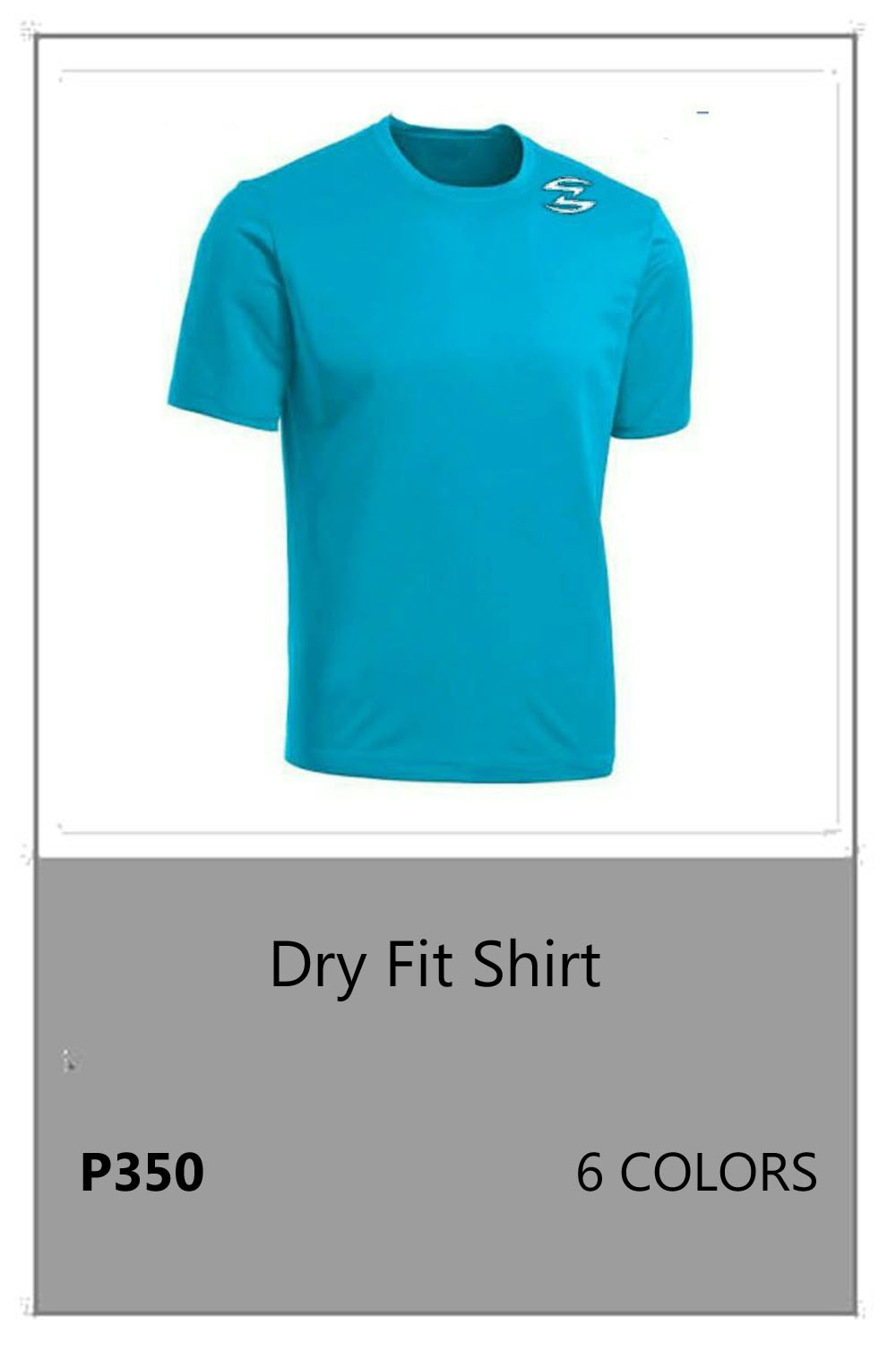 Dry Fit Blue
