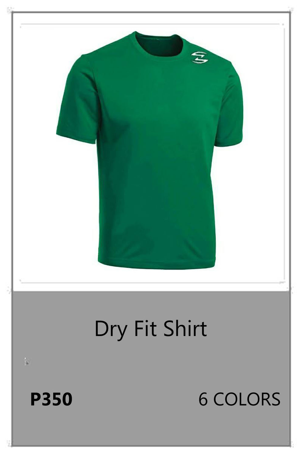 Dry Fit Green