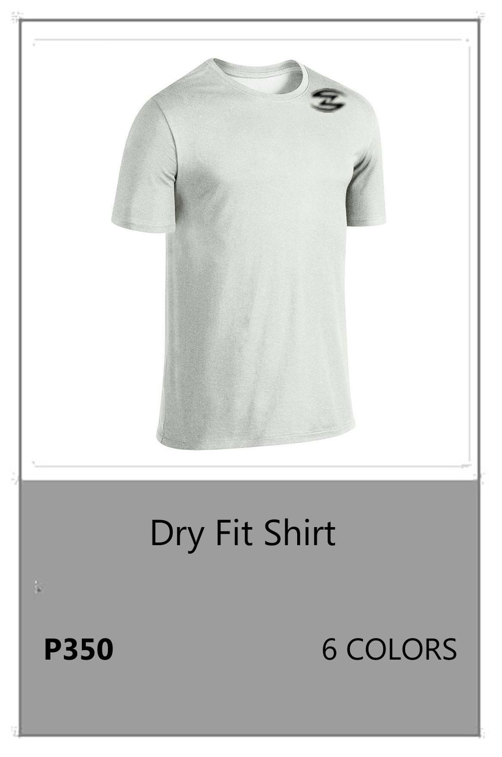Dry Fit White